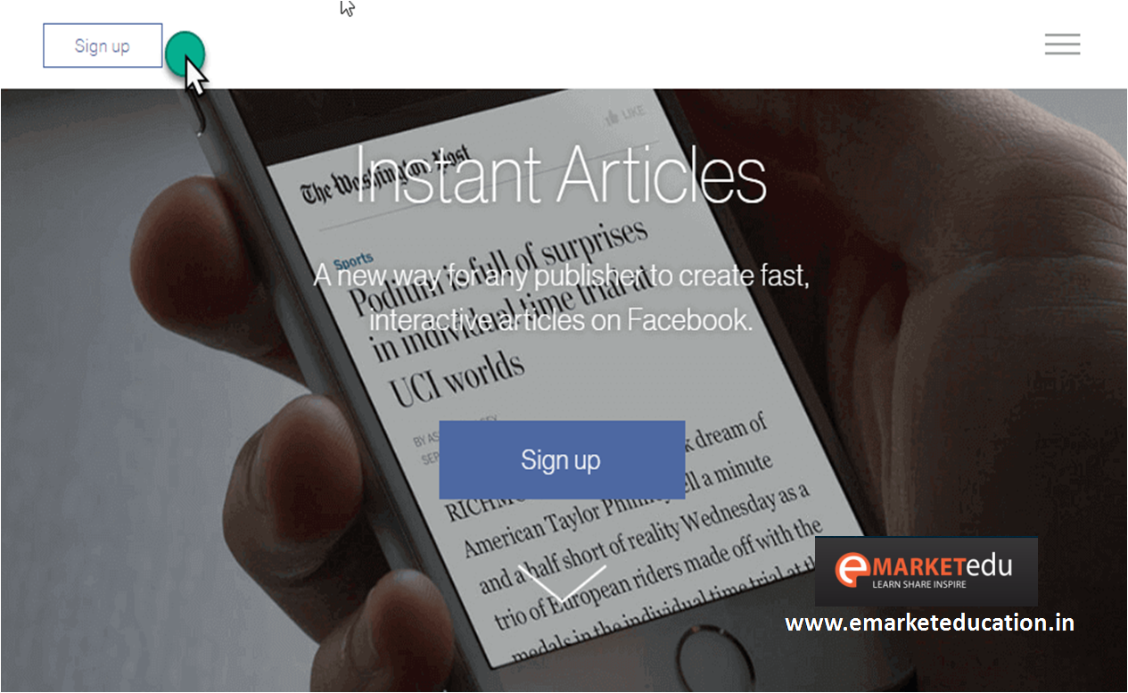 Facebook Instant Articles: Know More Monetization Option